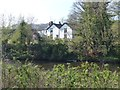 SJ9489 : House by River Goyt by Dave Dunford