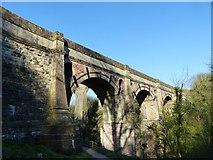 SJ9590 : Marple Aqueduct by Dave Dunford