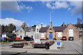 NO6995 : The Square, Banchory by Bill Harrison