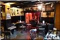 SS5546 : Interior of Ye Olde Globe pub at Berrynarbor, Devon by Derek Voller