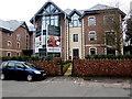 SX8861 : Fleur-de-Lis, Courtland Road, Paignton by Jaggery