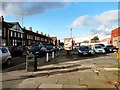 SJ8793 : Stockport Road, Levenshulme by Gerald England