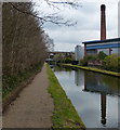 SP0890 : Tame Valley Canal at Witton, Birmingham by Mat Fascione