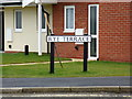 TM4978 : Rye Terrace sign by Adrian Cable