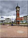 SD4364 : The Clock Tower, Morecambe by David Dixon