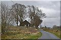 SN7468 : Chapel amongst the trees by Nigel Brown