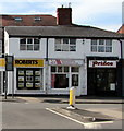 ST3390 : Jj's barbers, Station Road, Caerleon by Jaggery