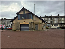 SD4364 : Morecambe IRB Station by David Dixon