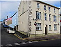 SM9005 : Three-storey building on a Milford Haven corner by Jaggery