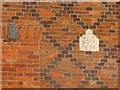 SK6911 : Stoneleigh, Main Street, Barsby – detail by Alan Murray-Rust
