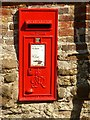 SK6911 : Barsby postbox, ref LE7 369 by Alan Murray-Rust