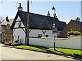SK6911 : Old Oak Cottage, Baggrave End, Barsby by Alan Murray-Rust