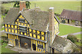 SO4381 : Stokesay Castle: the gatehouse by Stephen McKay