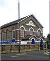 TQ5174 : Crayford Baptist Church by Jim Osley