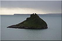 SX9462 : Thatcher Rock by N Chadwick