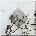 SK6907 : Lilac Cottage, Hungarton – datestone by Alan Murray-Rust