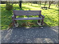 TM3674 : Silver Jubilee Seat by Adrian Cable