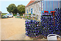 TL9671 : Bottle Trees at Wyken Vineyard Shop : Week 15