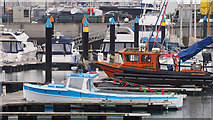 J5082 : The 'Mermaid' at Bangor by Rossographer