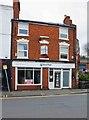 SO8376 : Empty shop, 24-25 Oxford Street, Kidderminster, Worcs by P L Chadwick