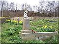SE1641 : Gravestone of Laura Watmough by Stephen Craven