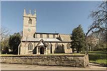 SK7288 : St Peter's church, Clayworth by Julian P Guffogg
