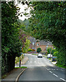 SP4977 : Brownsover Road in Newbold-on-Avon, Warwickshire by Roger  Kidd