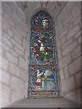 NY5563 : St. Mary Magdalene, Lanercost: stained glass window (c) by Basher Eyre