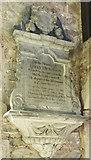 SK7288 : Memorial, St Peter's church, Clayworth by Julian P Guffogg