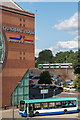 TQ2850 : Redhill Bus Station by Ian Capper
