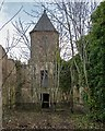 NH7867 : Gaelic Chapel, Cromarty by Greg Fitchett