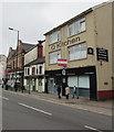 ST0789 : Q Kitchen, 2-3 Broadway, Pontypridd by Jaggery