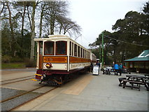 SC4384 : MER No 19 at Laxey by Dr Neil Clifton