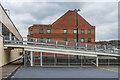 TQ2850 : Warwick Quadrant car park by Ian Capper
