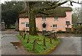 SX8756 : Lodge Cottage, Waddeton by Derek Harper