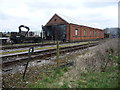 ST6642 : Engine shed, East Somerset Railway by Christine Johnstone