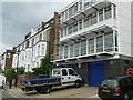 TQ2278 : HQ of the Latymer Rowing Club by Eirian Evans
