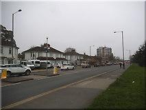TQ1988 : Kingsbury Road by David Howard