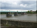 TQ2475 : Putney Railway Bridge by Eirian Evans