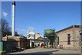 NJ1841 : Tamdhu Distillery by Anne Burgess
