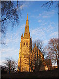 SD4861 : Lancaster Cathedral by Chris Andrews