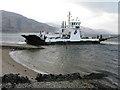 NN0163 : Corran Ferry - Ardgour Ferry Terminal by G Laird