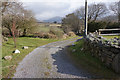 SC3481 : Millennium Way at Upper Ballagrawe by Ian S