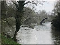 SO5074 : Dinham Bridge (Ludlow) by Fabian Musto