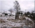 NO1604 : Trig point near Glenlomond by Bill Kasman