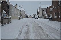 TQ5842 : Snow, Western Rd by N Chadwick