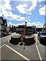 TQ0107 : Arundel High Street by Gerald England