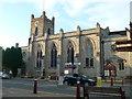 TQ0466 : St Peter's Church, Chertsey by Eirian Evans