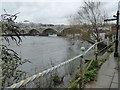 TQ1675 : Richmond Lock and Weir by Marathon
