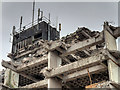SD8010 : Police HQ Demolition (April 2018) by David Dixon